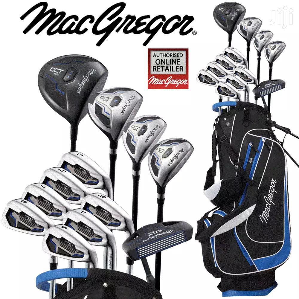 Mens Macgregor Golf Club Set