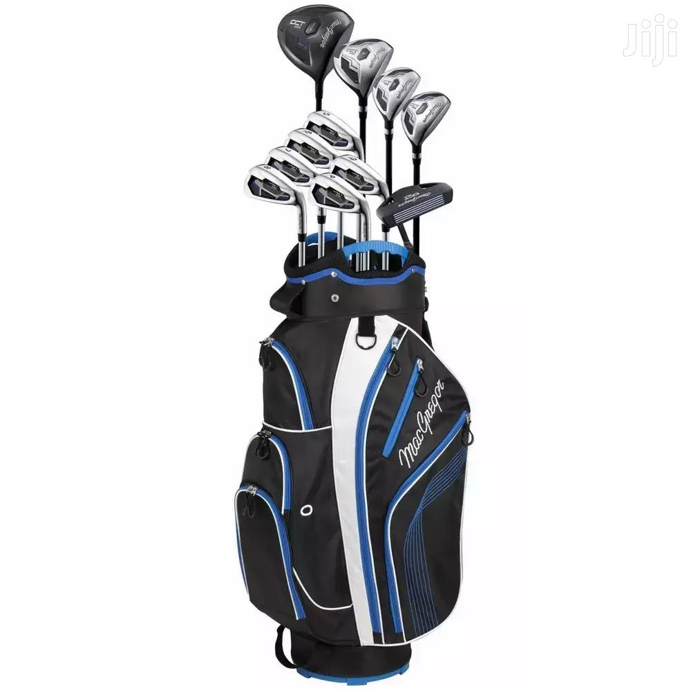 Adult Macgregor Golf Club Kit Set