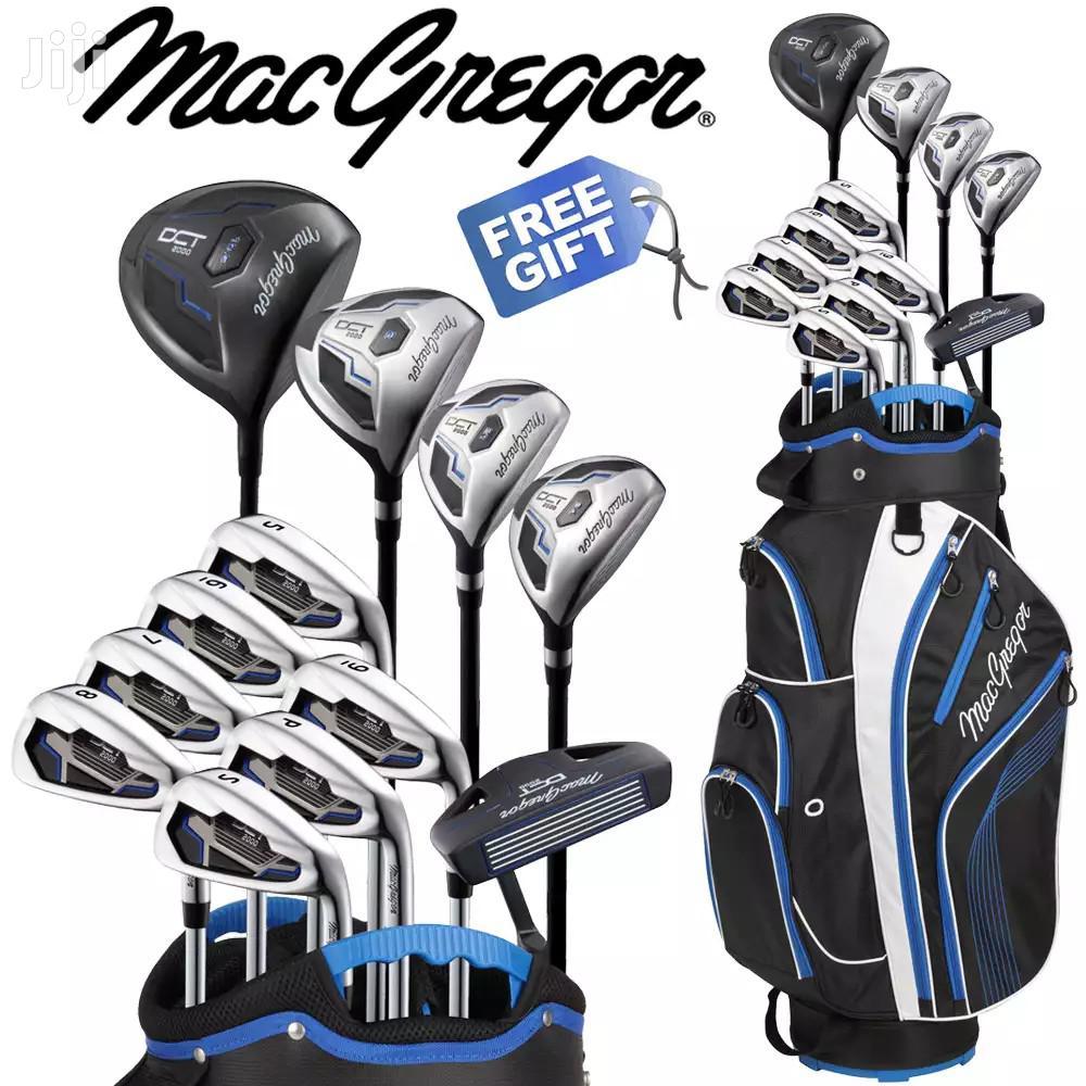 Golf Club Set Macgregor