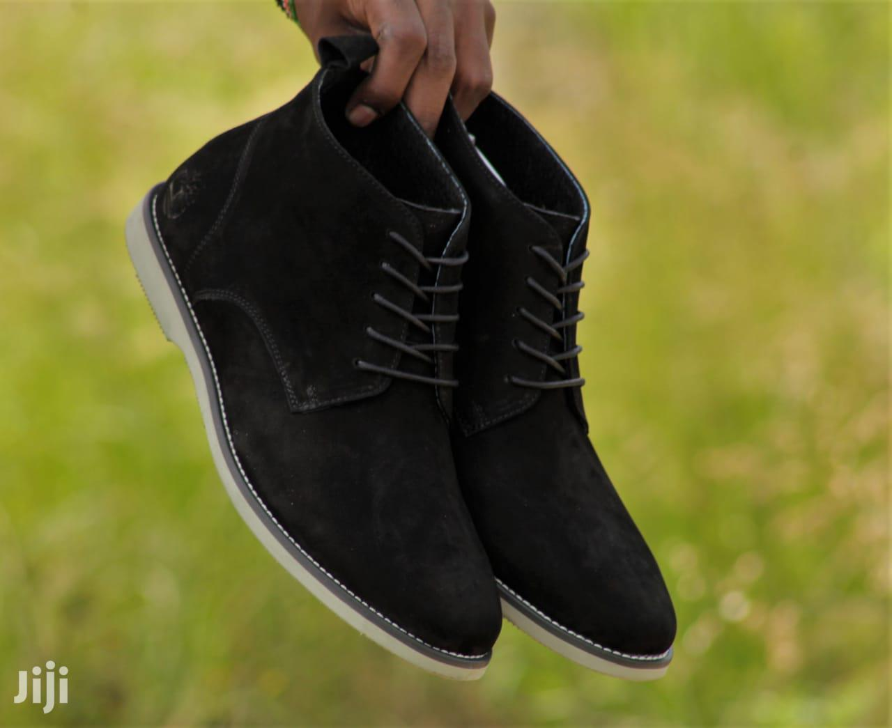 Archive: Men Pure Leather Boots