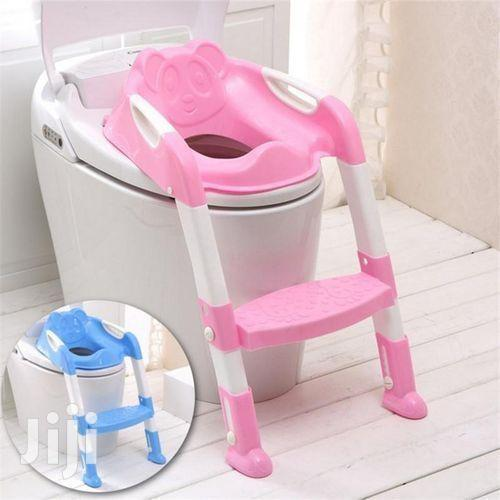 Kids Toilet Potty Trainer Seat Step Up Training Stool Chair | Baby & Child Care for sale in Nairobi Central, Nairobi, Kenya