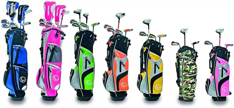 Longridge Challenger Junior Kids Golf Club Set Kit