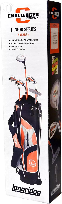 Challenger Kids Junior Golf Club Set