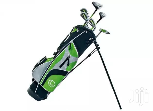 Junior Kids Golf Club Kit Set Longbridge Challenger