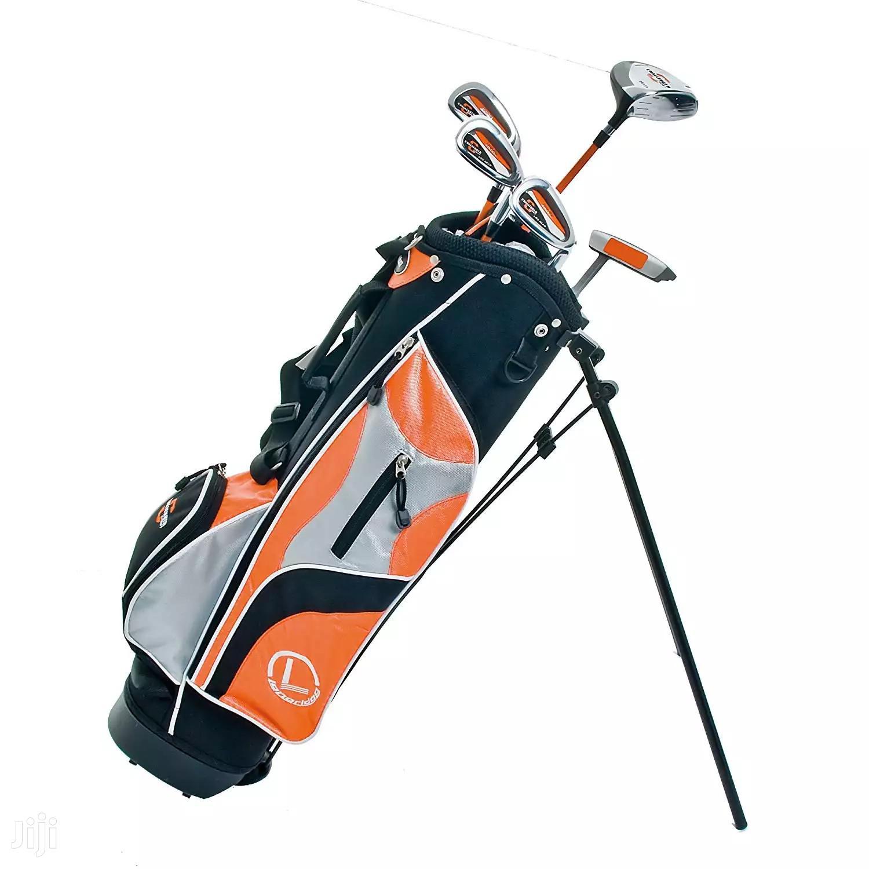 Longridge Junior Golf Club Kit Set