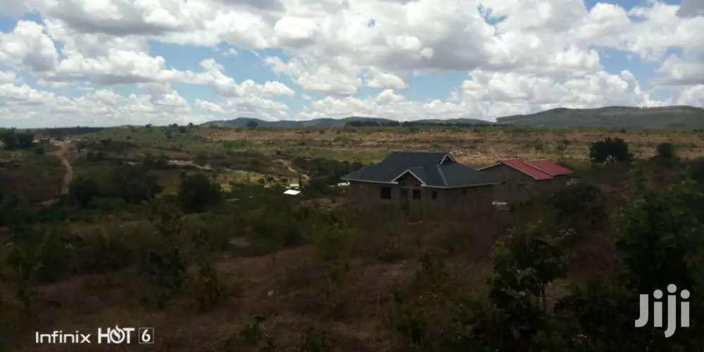 1/8 Acre in Maguguni.500m From Garissa Rd