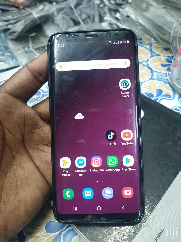 New Samsung Galaxy S9 64 GB Black