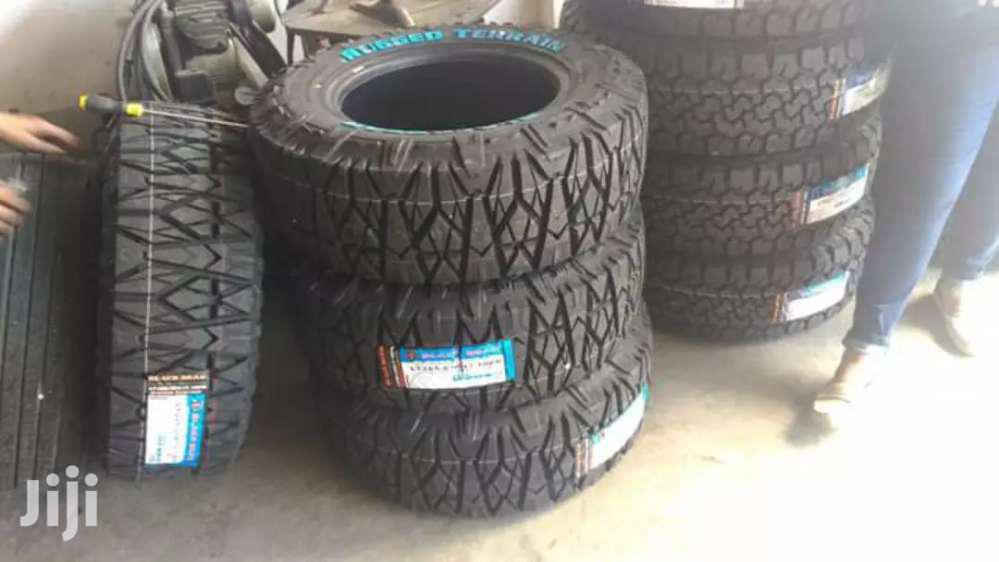 265/65/17 Blackbear AT Tyres Is Made In China