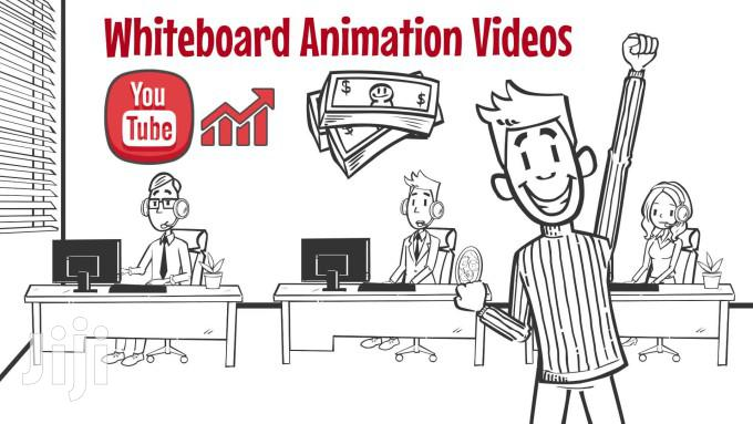 Whiteboard Animation Videos | Computer & IT Services for sale in Mai Mahiu, Nakuru, Kenya
