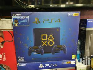 Ps4 Limited Edition Days Of Play With 2 Pads | Video Game Consoles for sale in Nairobi, Nairobi Central