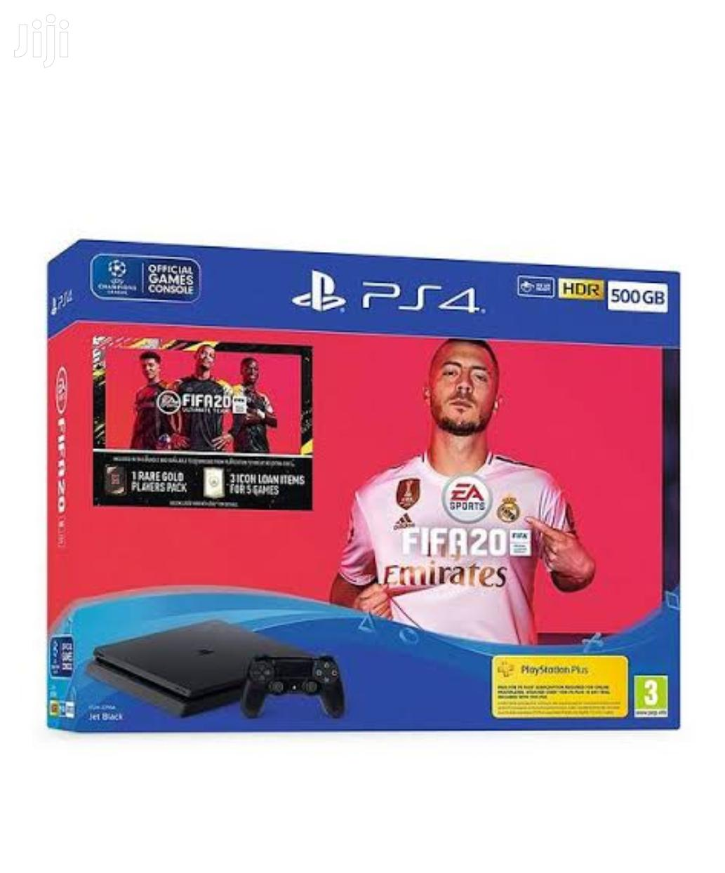 Ps 4 Console New