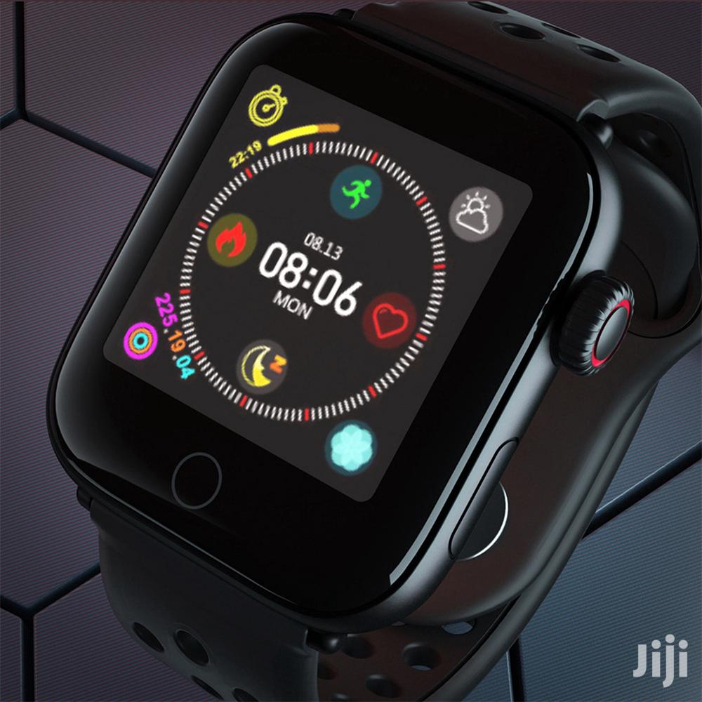 Z7 Sport Smartwatch Blood Pressure Heart Rate Monitor Smart Watch | Tools & Accessories for sale in Nairobi Central, Nairobi, Kenya