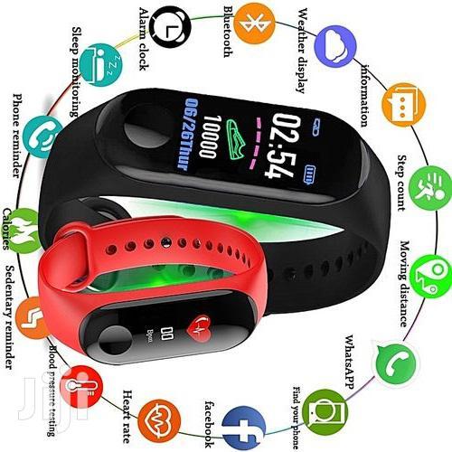 Smart Bracelet M3 Smart Bracelet Heart | Smart Watches & Trackers for sale in Nairobi Central, Nairobi, Kenya