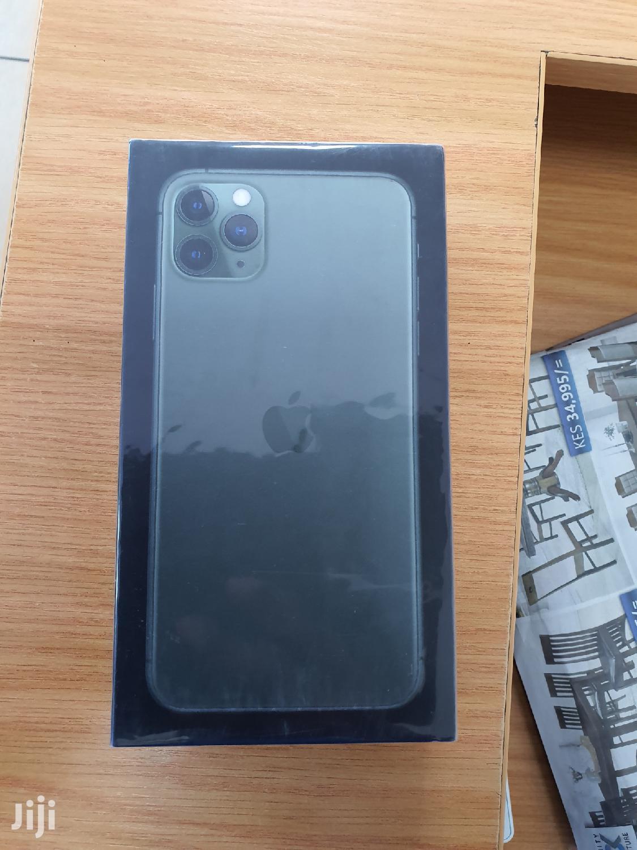 New Apple iPhone 11 Pro Max 256 GB Green   Mobile Phones for sale in Mvita, Mombasa, Kenya