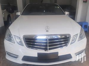 Mercedes-Benz E250 2012 White   Cars for sale in Mombasa, Mvita