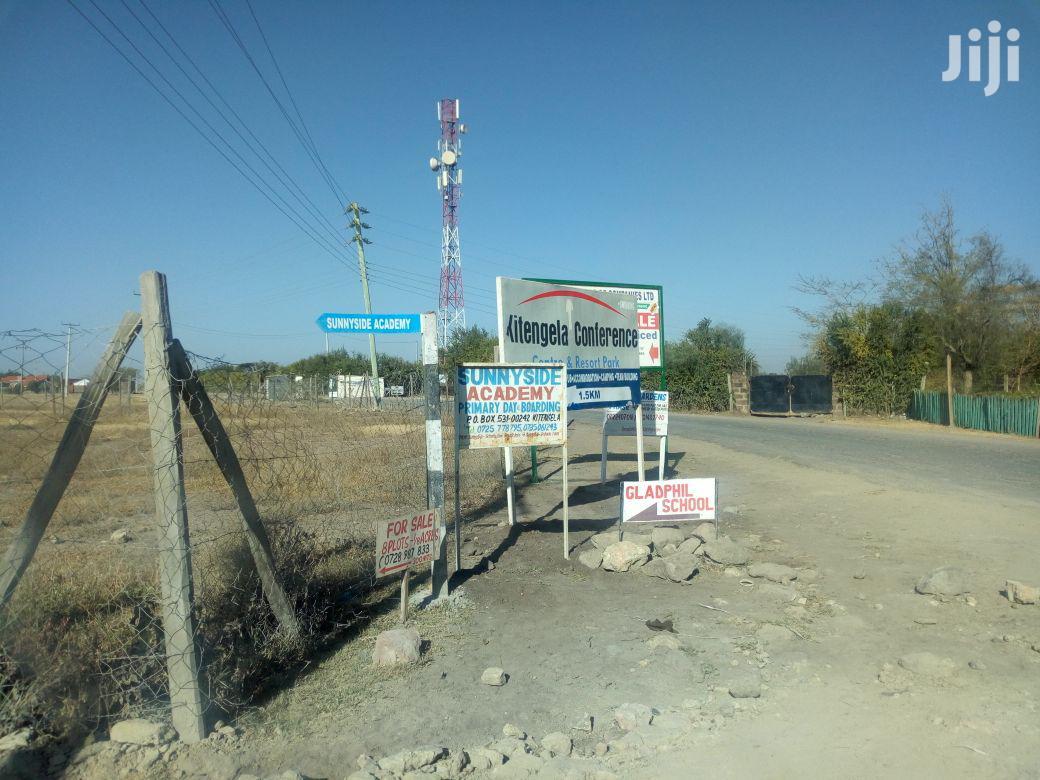 Prime 1/8th Kitengela Plots Just Behind Saitoti's (Ostrich Farm Road) | Land & Plots For Sale for sale in Kitengela, Kajiado, Kenya