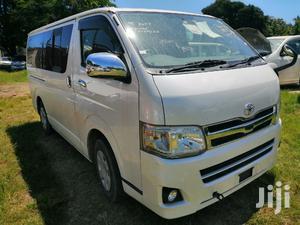 Toyota HiAce 2012 White   Buses & Microbuses for sale in Mombasa, Mvita