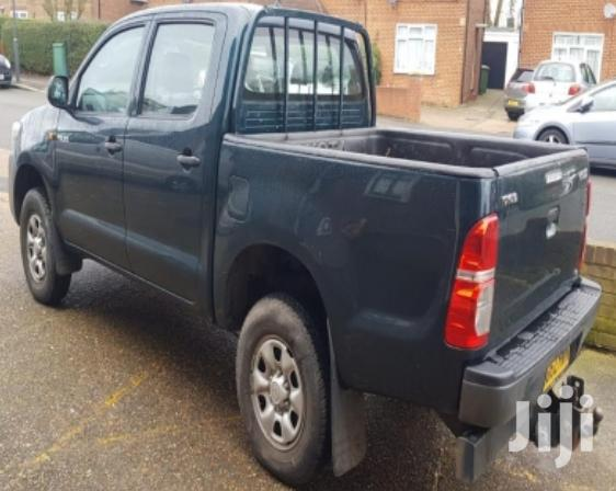 Archive: Toyota Hilux 2013 Green