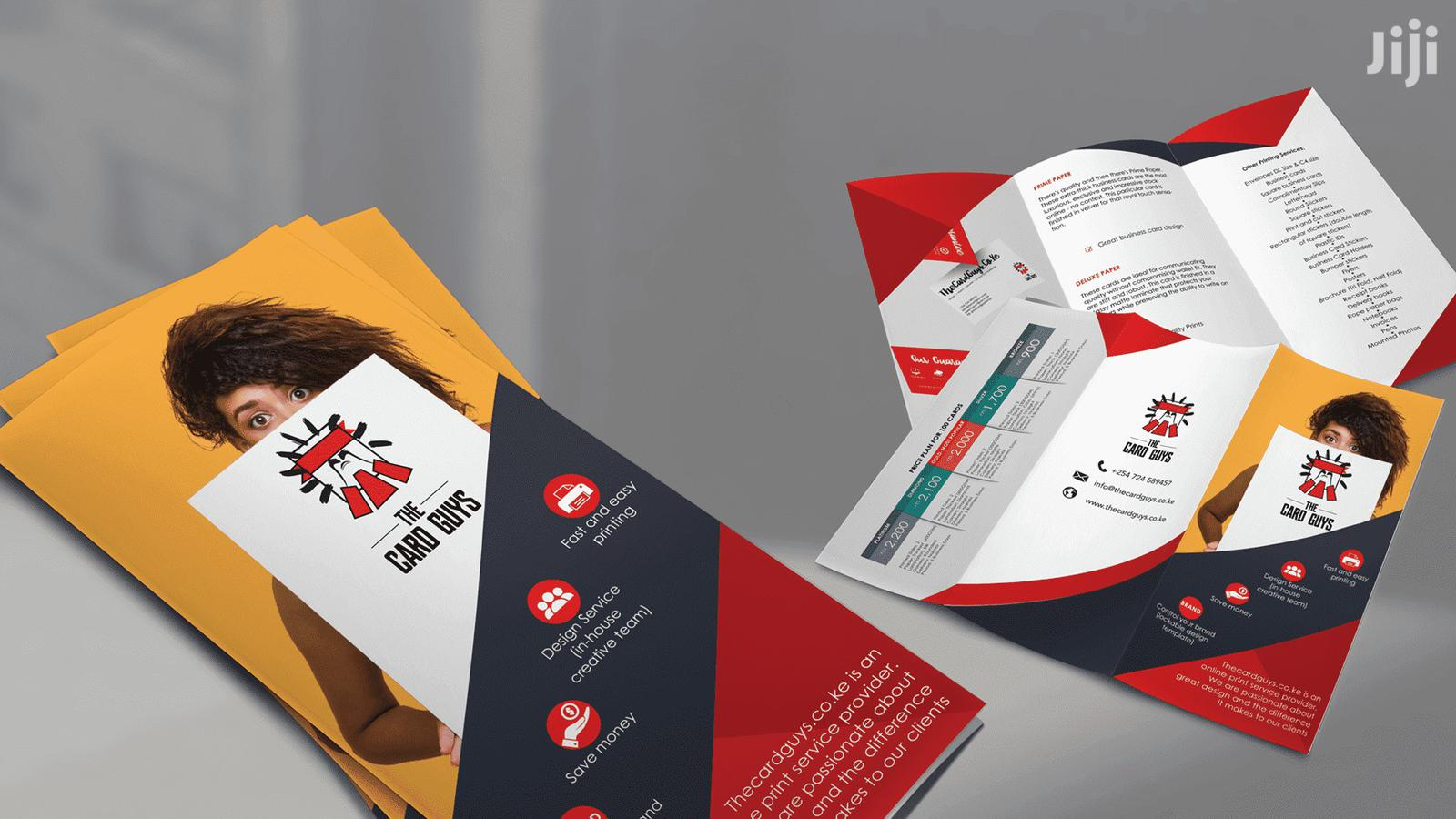 Bulk High Resolution Posters and Flyers Printing