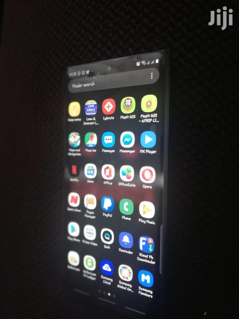 Samsung Galaxy Note 10 Plus 256 GB Black   Mobile Phones for sale in Nairobi Central, Nairobi, Kenya