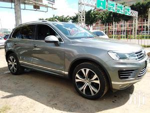 Volkswagen Touareg 2015 Gray