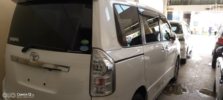 Toyota Voxy 2012 White   Buses & Microbuses for sale in Mvita, Mombasa, Kenya