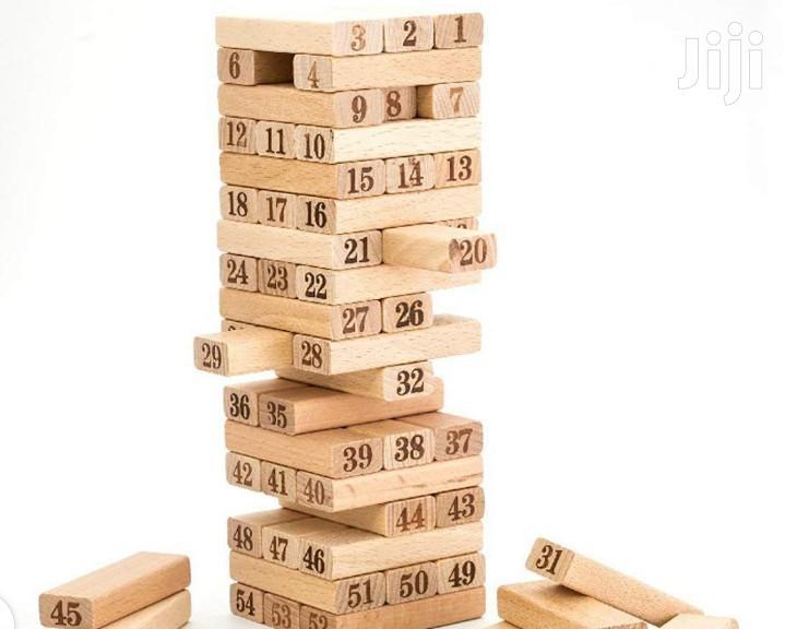 Jenga Game
