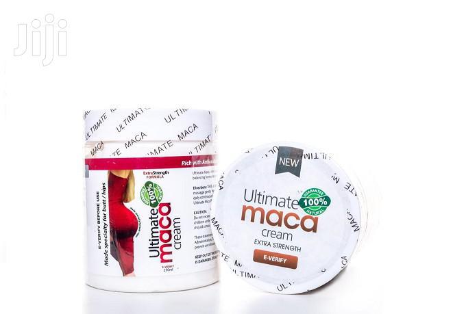 Ultimate Maca Cream