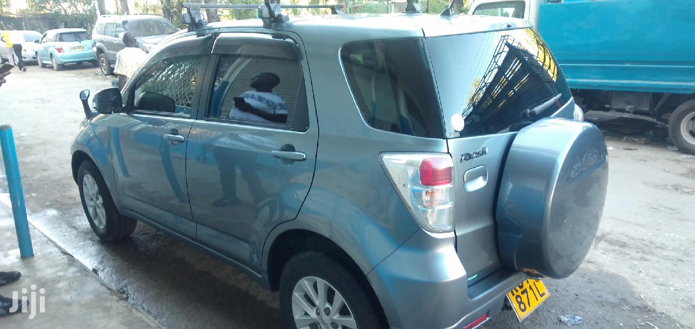 Toyota Rush 2011 Blue   Cars for sale in Changamwe, Mombasa, Kenya