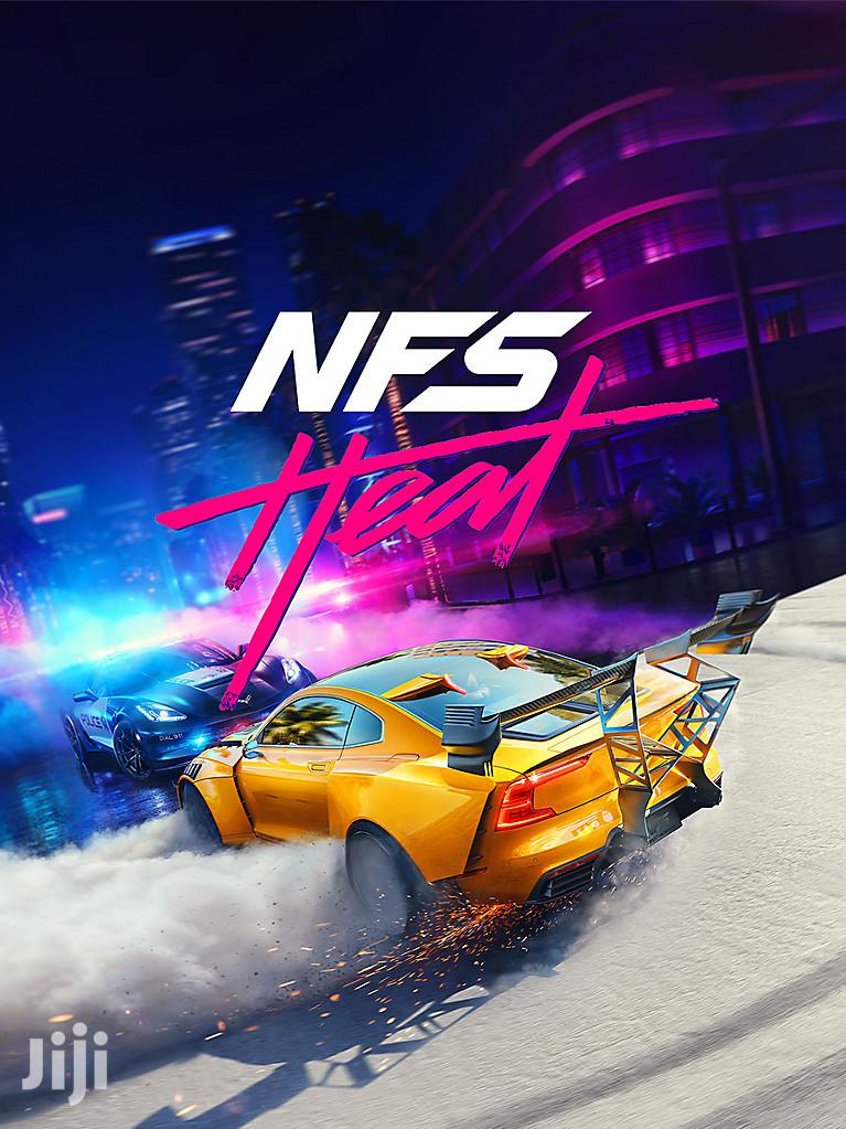 Nfs Heats Ps4 Games
