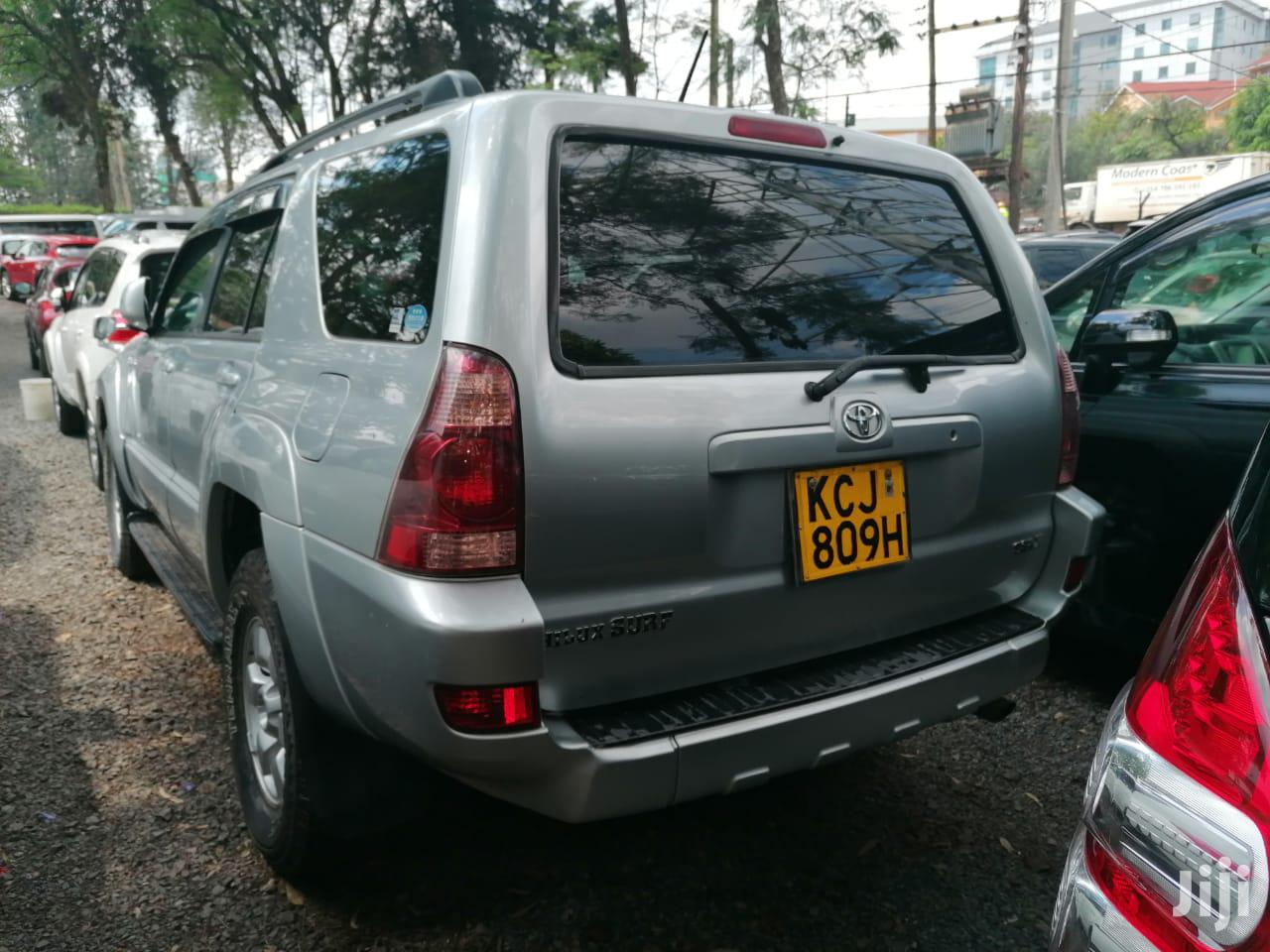 Toyota Surf 2009 Silver | Cars for sale in Nairobi South, Nairobi, Kenya