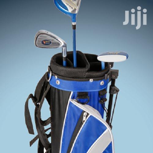 Tiger Plus Junior Kids Golf Club Kit Set