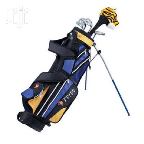 Junior Kids Golf Club Set New