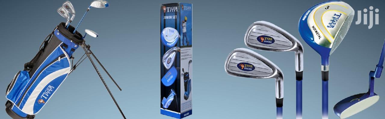 Junior Kids Golf Club Kit Set
