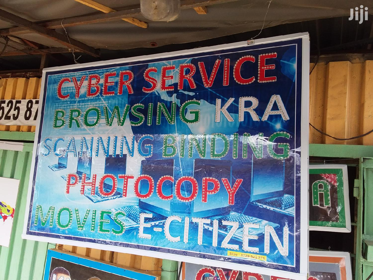 Archive: Leds Outdoor Signs