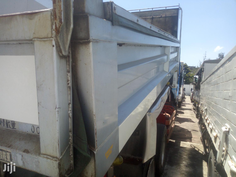 Isuzu Tipper 2012 Blue | Trucks & Trailers for sale in Mvita, Mombasa, Kenya