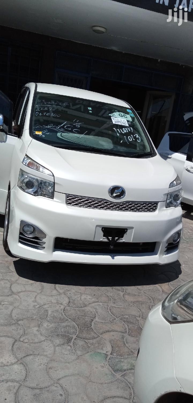 Toyota Voxy 2013 White   Cars for sale in Mvita, Mombasa, Kenya