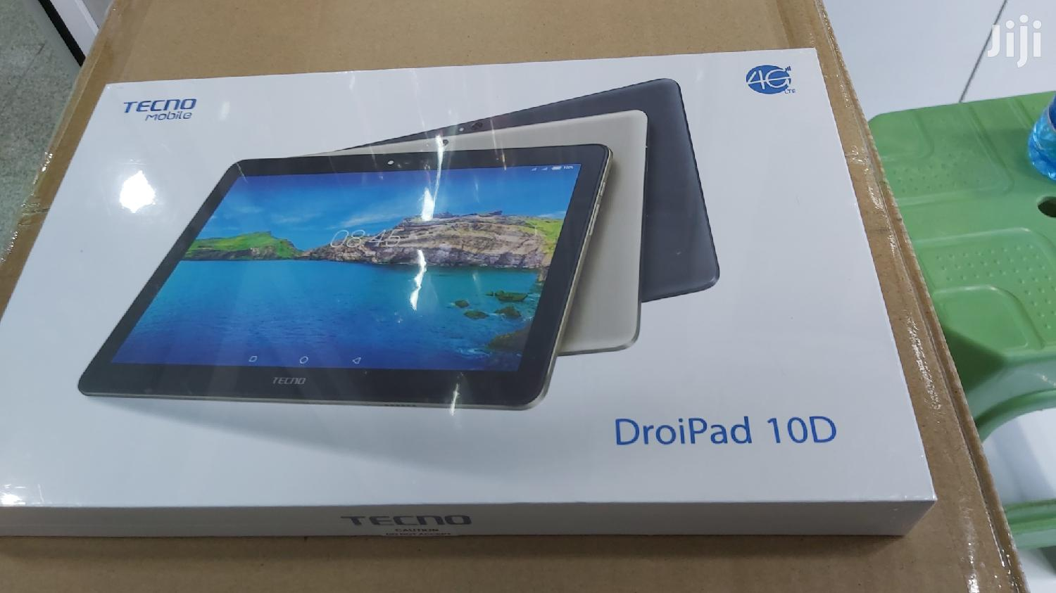 Archive: New Tecno DroidPad 10 Pro II 16 GB Black