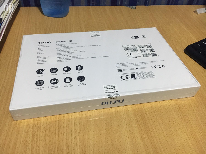Archive: New Tecno DroidPad 10 Pro II 16 GB
