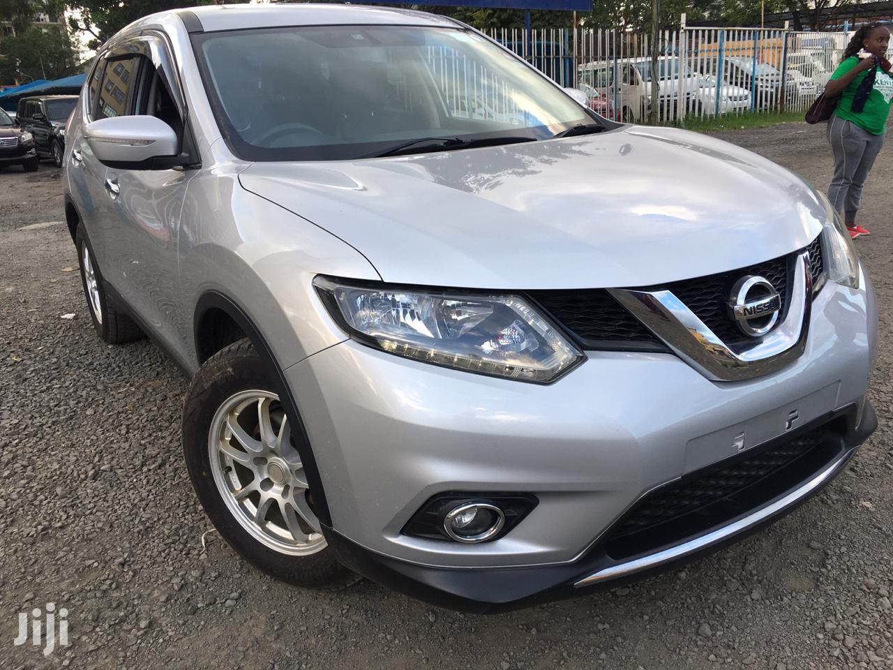New Nissan X-Trail 2014 Silver