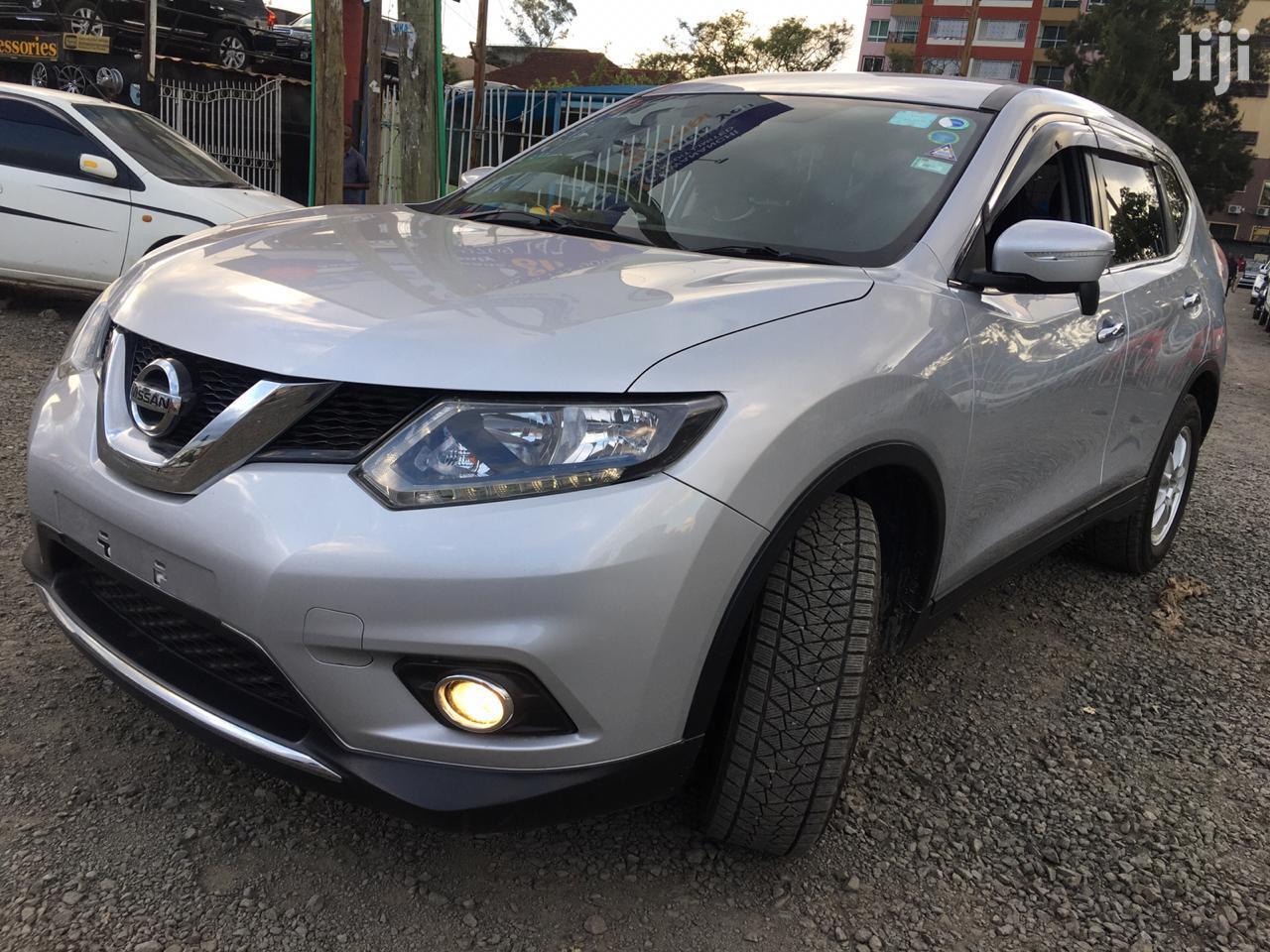 New Nissan X-Trail 2014 Silver | Cars for sale in Makina, Nairobi, Kenya