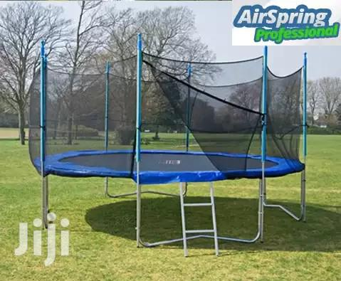 New 12ft 16ft Trampolines