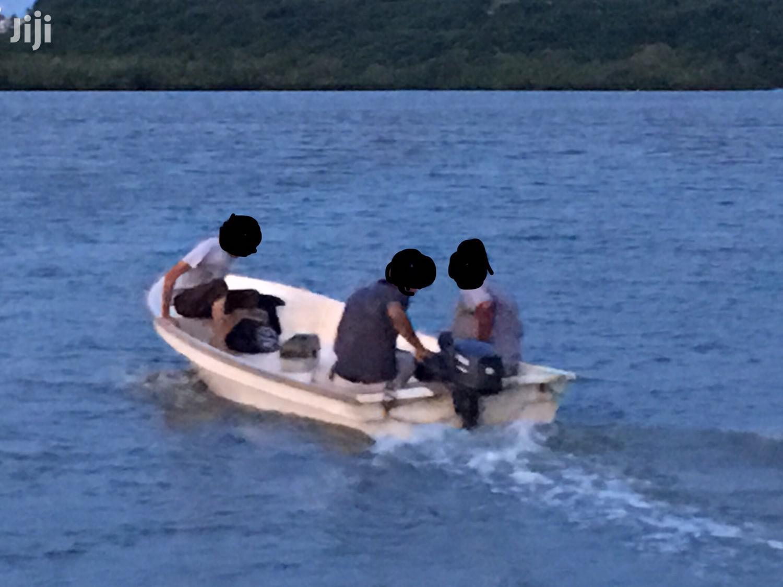 Fishing/Diving Fiberglass Boat