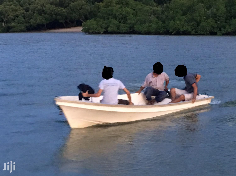 Fishing/Diving Fiberglass Boat   Watercraft & Boats for sale in Tudor, Mombasa, Kenya