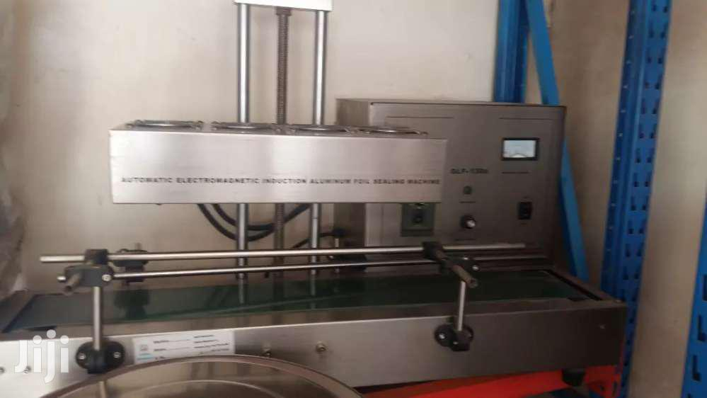 Archive: Automatic Induction Sealer
