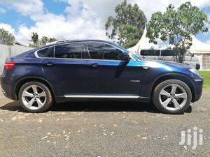 BMW X6 2010 xDrive30d Blue   Cars for sale in Nairobi, Nairobi Central