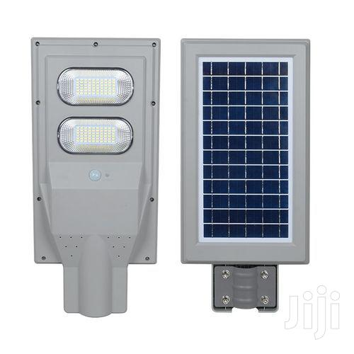Solar LED Intelligent Street Lights