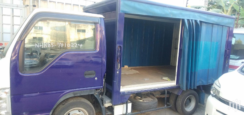 New Isuzu ELF Van 2012 White | Trucks & Trailers for sale in Tudor, Mombasa, Kenya
