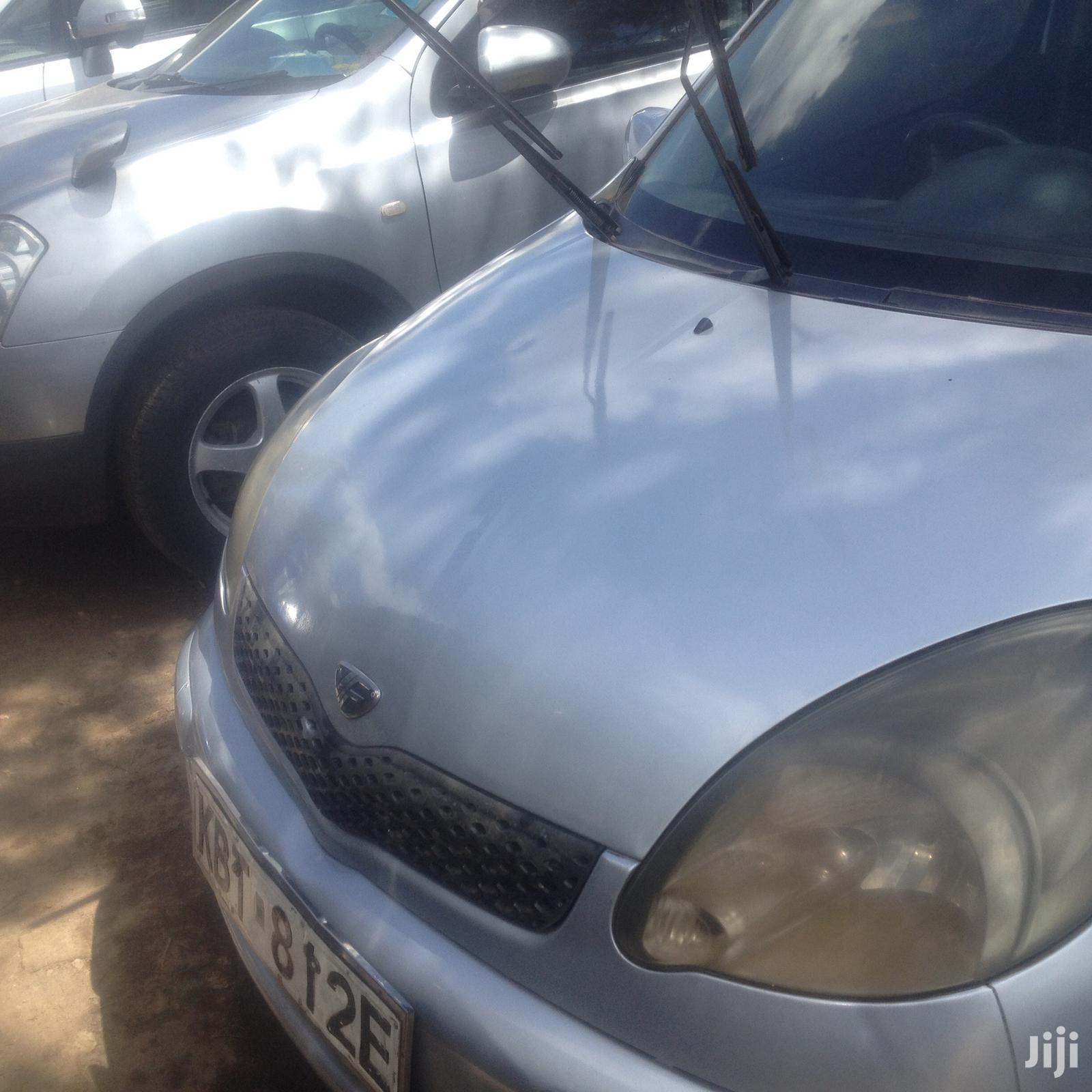 Toyota Fun Cargo 2004 Silver   Cars for sale in Komarock, Nairobi, Kenya