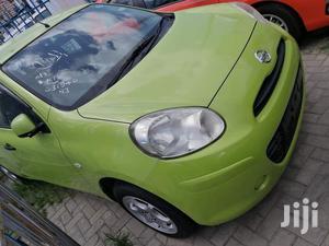 Nissan March 2012 Green | Cars for sale in Mombasa, Mvita
